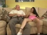 The Grandpa And The Babysitter Latina Cumshots Latin Swallow Brazilian Mexican Spanish By Lisastsya5806